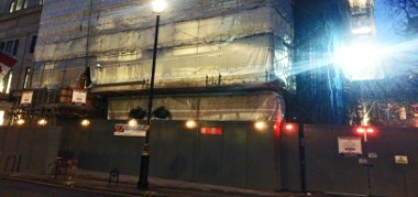 Scaffold & Site Lighting